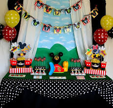 mickey mouse clubhouse party supplies mickey mouse party ideas inspirations mickey mouse clubhouse