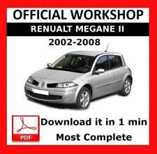 renault car service u0026 repair manuals ebay