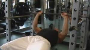 gain muscle with partial close grip bench presses video dailymotion
