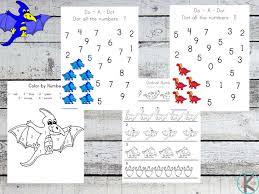 kindergarten worksheets and games free dinosaur math worksheets