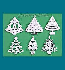 scroll saw christmas ornament patterns free google search