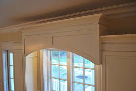 Kitchen Window Covering Ideas Kitchen Window Cabinet Valance Our Custom Shop Made This Window