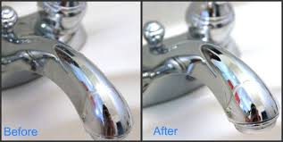 Go Green Eco Friendly Cleaning With Heinz Cleaning Vinegar Clean Chrome Bathroom Fixtures
