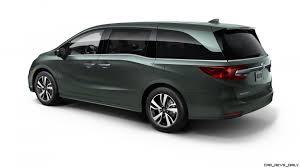 infiniti minivan honda unveils 2018 odyssey minivan live images