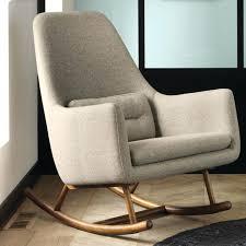 Rocking Chair Nursery Modern Rocking Chairs Modern Modern Glider Chair Sale Conversysinc