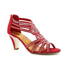 wedding shoes kitten heel uk new womens diamante low kitten heel sandals bridal wedding