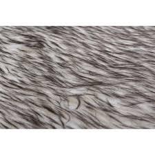 faux fur rugs you u0027ll love wayfair