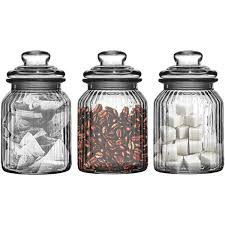 vintage glass canisters kitchen luxury kitchen storage jars taste