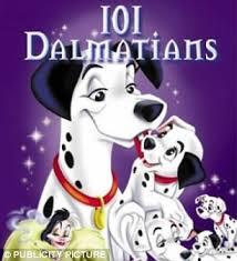 buy dog watching 101 dalmatians daily mail