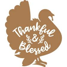 closed in observance for thanksgiving 2017