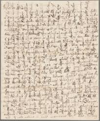 correspondence u2013 the keats letters project