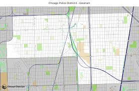 Map Of Hyde Park Chicago by Map Of Building Projects Properties And Businesses In District 6