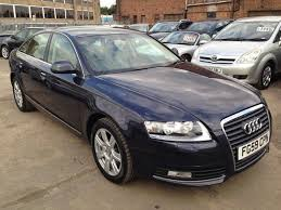 audi a6 2009 for sale used audi a6 2009 petrol 2 0 tfsi se 4dr saloon blue edition for