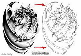 free pics of dragon tattoos all about tattoo
