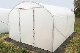 destockage serre de jardin serre tunnel largeur 3 m saumuroise jardin couvert