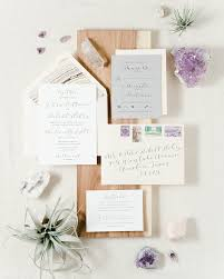 letterpress invitations blush and gray letterpress calligraphy wedding invitations