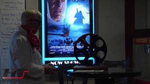 home theater decor goldberg movie reels youtube