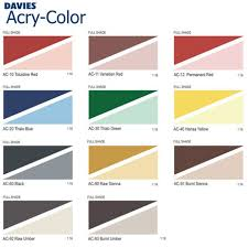 davies paint color chart philippines ideas the world u0027s best