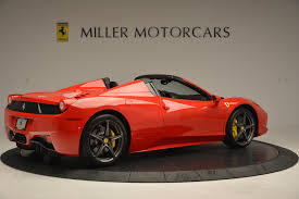 used 458 spider 2015 458 spider stock 4335 for sale near westport ct