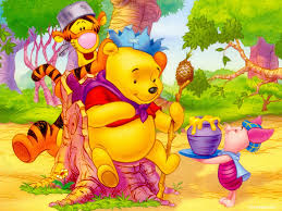 winnie pooh hd image desktop cartoons wallpapers