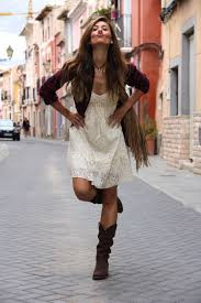 dresses with boots 46 best cowboy boots images on cowboy boot