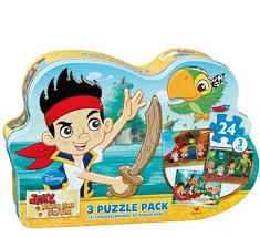 3 puzzle pack jake neverland pirates children u0027s puzzles