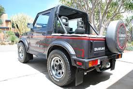 suzuki pickup for sale trail tested time machine 1987 suzuki samurai jx se