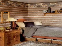 small log home interiors log cabin bedroom decorating ideas best home design