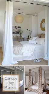 Canopy Curtains 10 Ways To Get The Canopy Look Without Buying A New Bed Tent