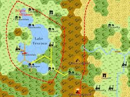 Mesoamerica Map A Wilderness Of Tygers June 2013