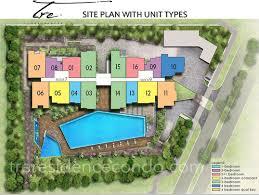 condo layout tre residences site plan tre condo site layout plan
