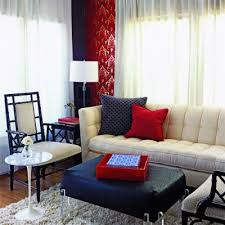 living room with red accents christine fife interiors design with christine the problem