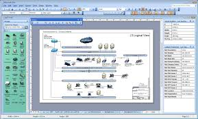 check the network visio network diagram and drawings jump start