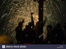 new year s celebrations live london uk 1st january 2017 hundreds of revellers watched the new
