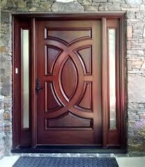 Exterior Wooden Door Exterior Wooden Doors Interior Design Ideas