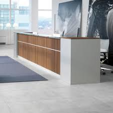 Led Reception Desk Dv702 Led 1 Reception Desks From Dvo Architonic