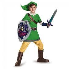 Halloween Costumes Size 10 12 Zelda Link Deluxe Child Costume Child Children Costumes