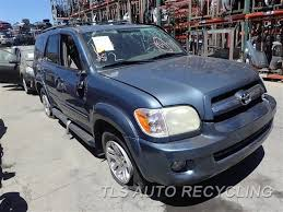 used toyota sequoia parts parting out 2006 toyota sequoia stock 6225br tls auto recycling