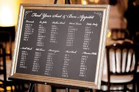 wedding seating signs wedding signs lavish wed