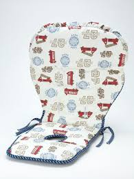 nojo nojo accessories water resistant high chair cover