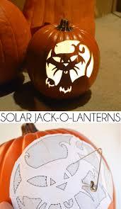 easy diy solar jack o lantern dream a little bigger