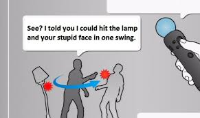 Playstation Meme - what i think of every time i see the playstation move warning imgur