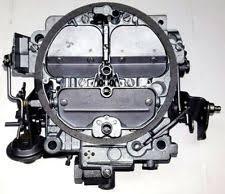 chevy 350 carburetor ebay