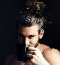 mens hair topknot man bun hairstyle official site for manbuns and long hair