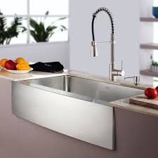 Kitchen Sink Farming by Kitchen Faucets For Apron Sinks