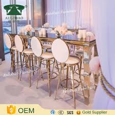 event cocktail tables wholesale high bar cocktail table foshan aulobao hardware furniture co ltd