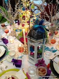 Christmas Decorations Ideas For Shops by Christmas Table Decorations