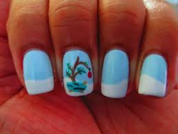 24 delightfully festive ways to do your nails for the holidays