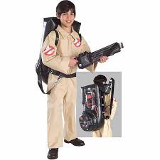 Halloween Costumes Boy Kids Ghostbusters Child Halloween Costume Walmart