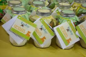 baby shower favor ideas 37 jar baby shower ideas table decorating ideas